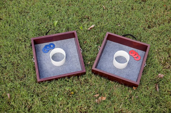 How to Play Washers - Everything You Need - The Game Room Review