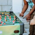 review of best outdoor foosball tables